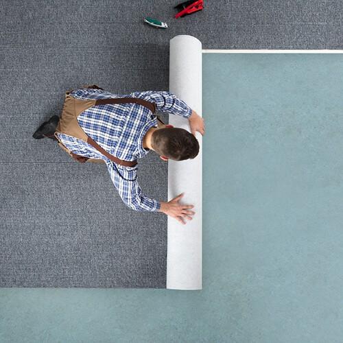 Carpet installation | Lake Forest Flooring