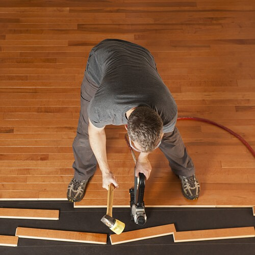 Hardwood Installation | Lake Forest Flooring