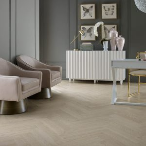 Fifth Avenue Oak Astor office flooring | Lake Forest Flooring