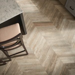 Glee Chevron Flooring | Lake Forest Flooring