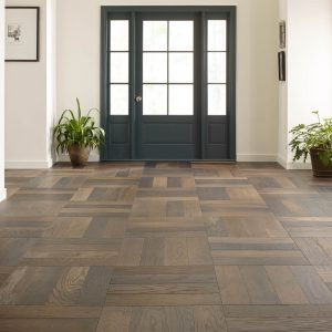 Old world herringbon hanover flooring | Lake Forest Flooring