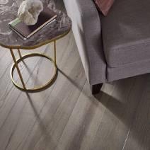 Transcendent bedroom of wood flooring | Lake Forest Flooring