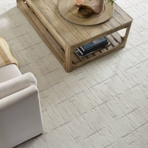 Rustique Vibe of Living Room| Lake Forest Flooring