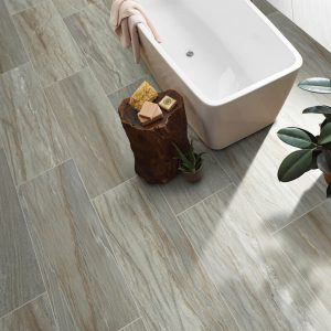 Sanctuary Bathroom Tulum Tide | Lake Forest Flooring