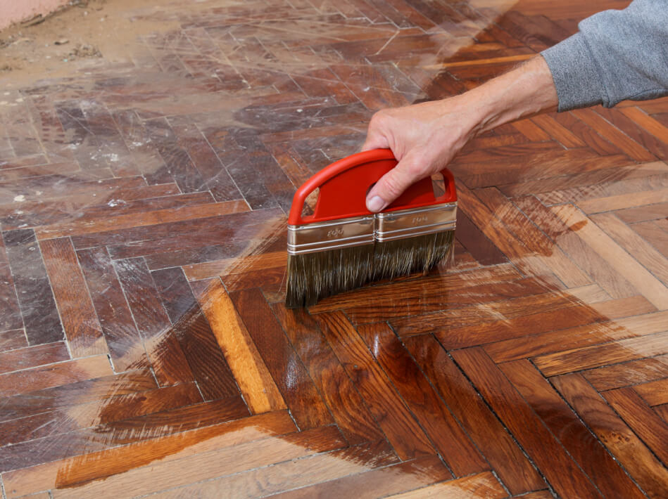 Hardwood Restoration | Lake Forest Flooring