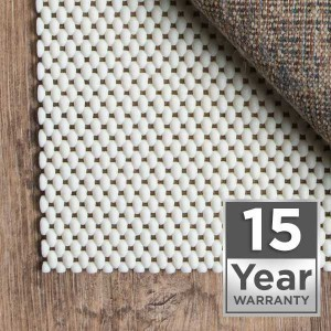 15 year warranty Area Rug pads | Lake Forest Flooring