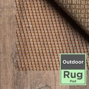 Outdoor Rug pad | Lake Forest Flooring