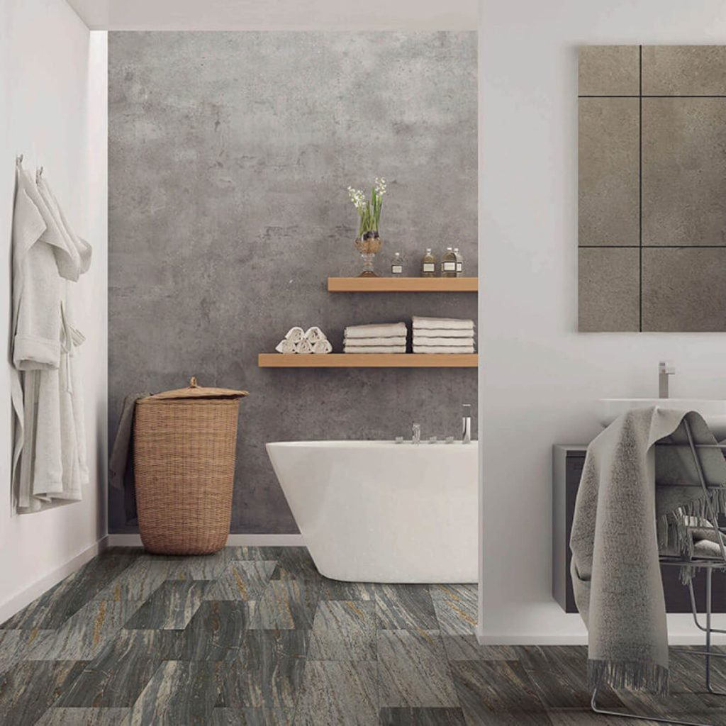 Bathroom flooring | Lake Forest Flooring